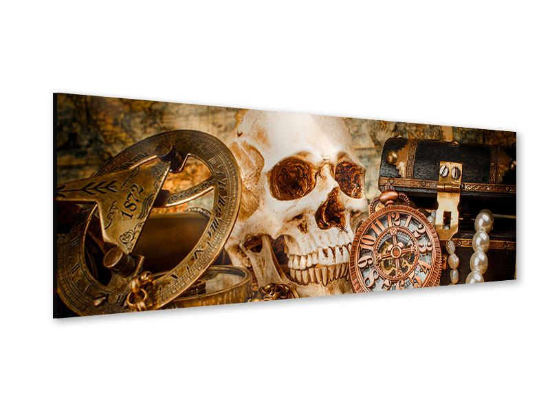 Panoramic Acrylic Print Treasure Hunt