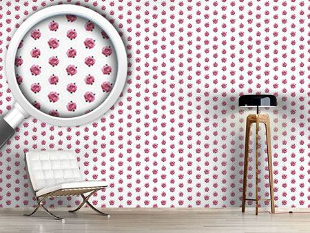 Design Wallpaper Splendid English Roses