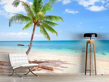 Photo Wallpaper The Own Island